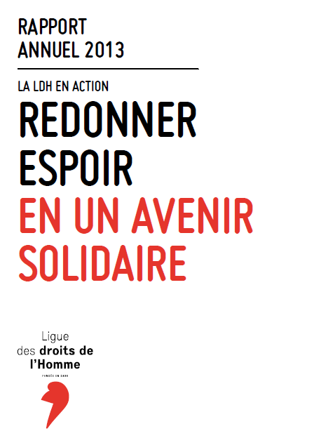visuel rapport annuel 2013