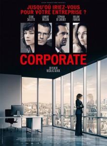 affiche film Corporate