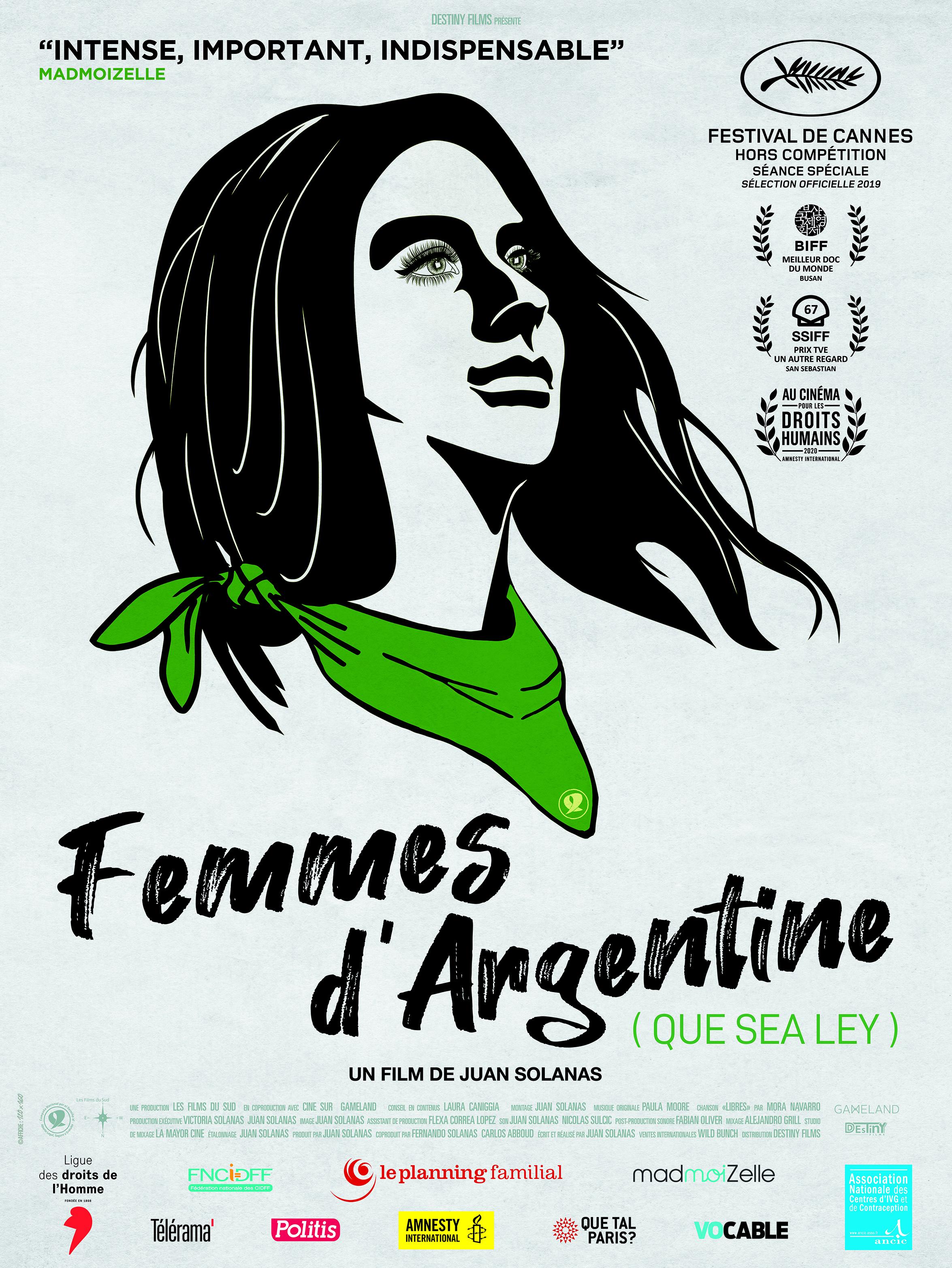 Projection-débat : Femmes d'Argentine