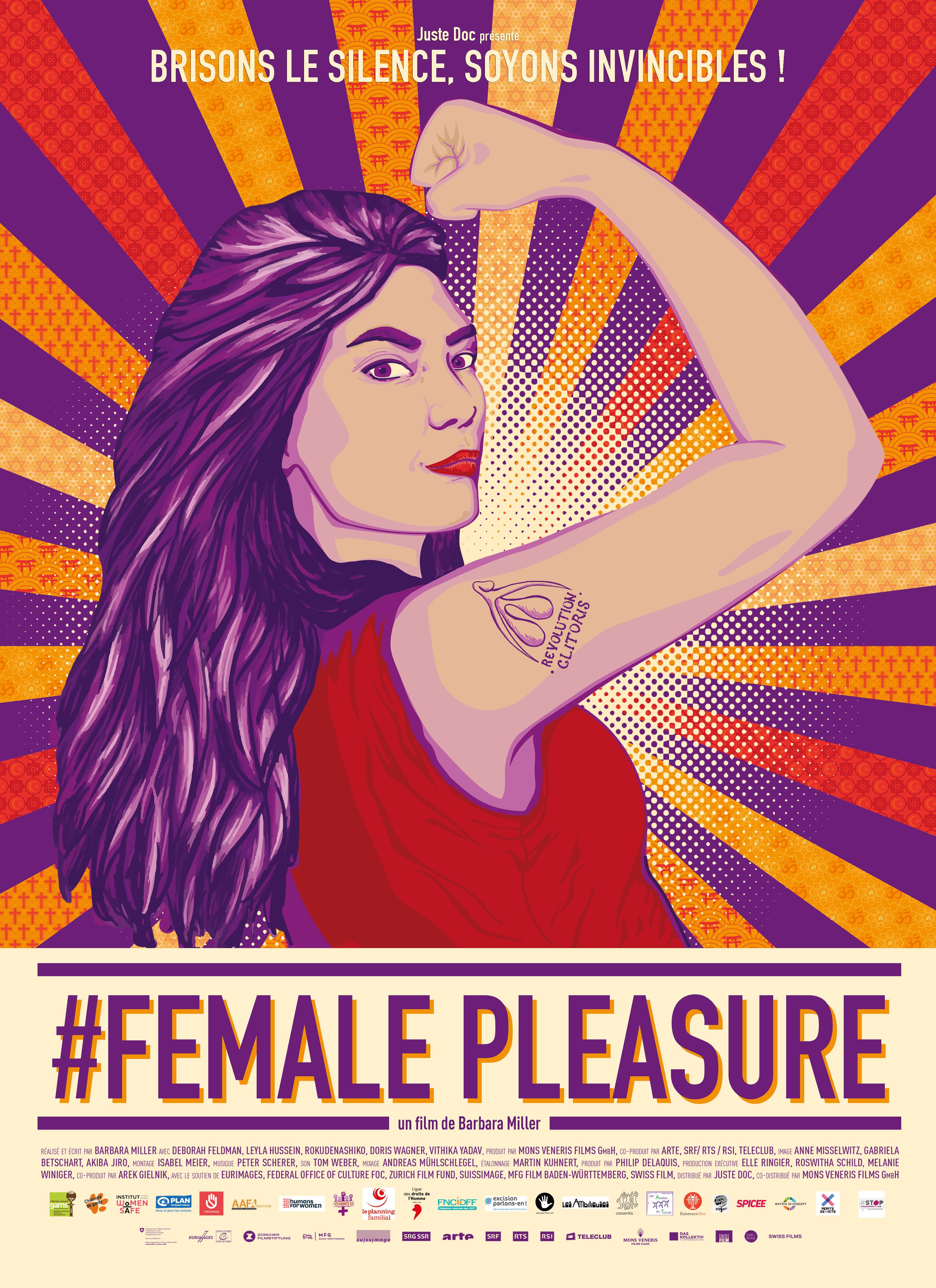 Projection-débat : Female pleasure