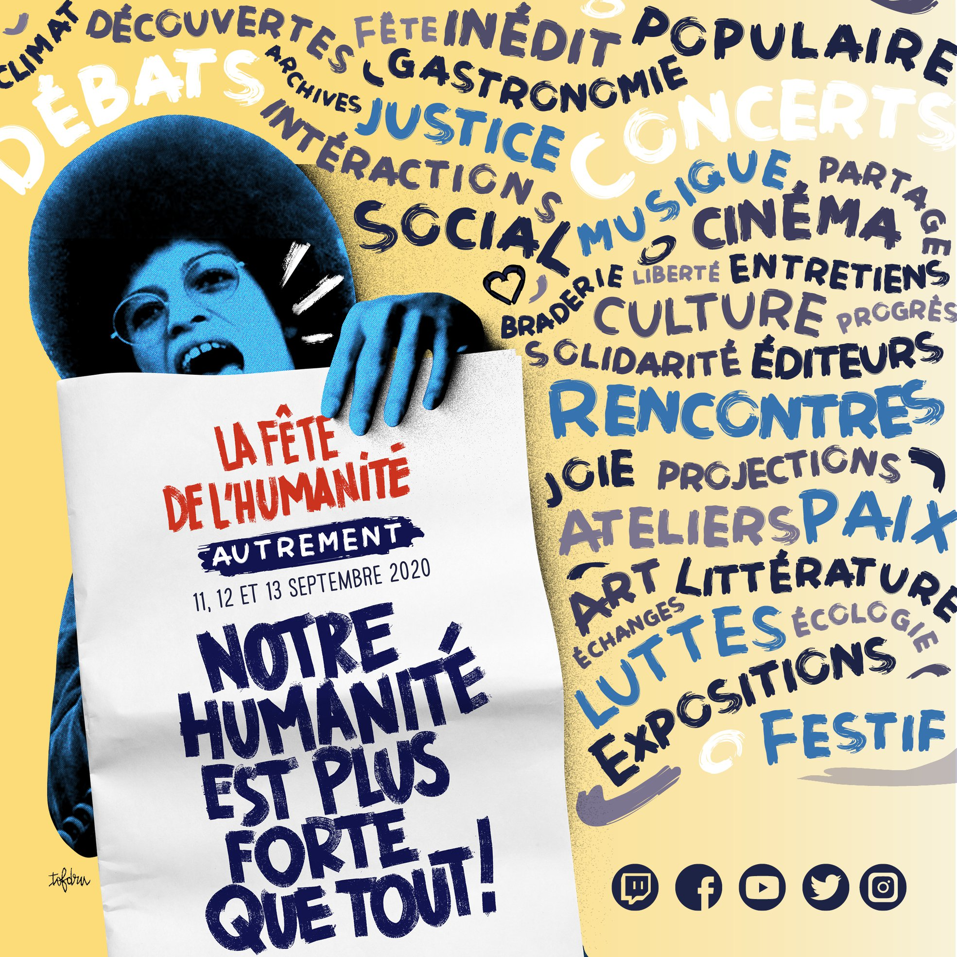 """Débat en ligne : """"Libertés publiques, censure et violences policières"""""""