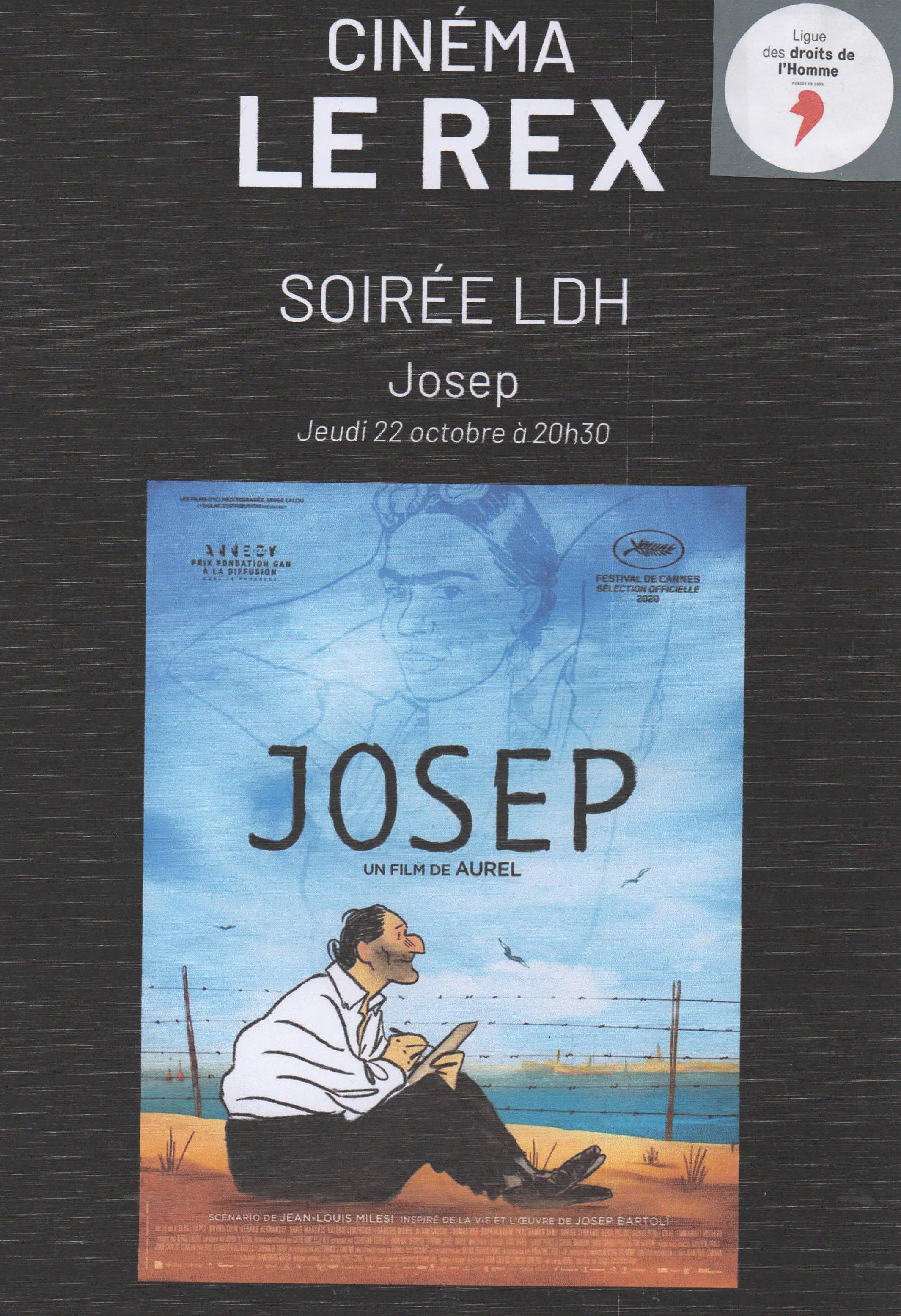 Projection-débat : Josep