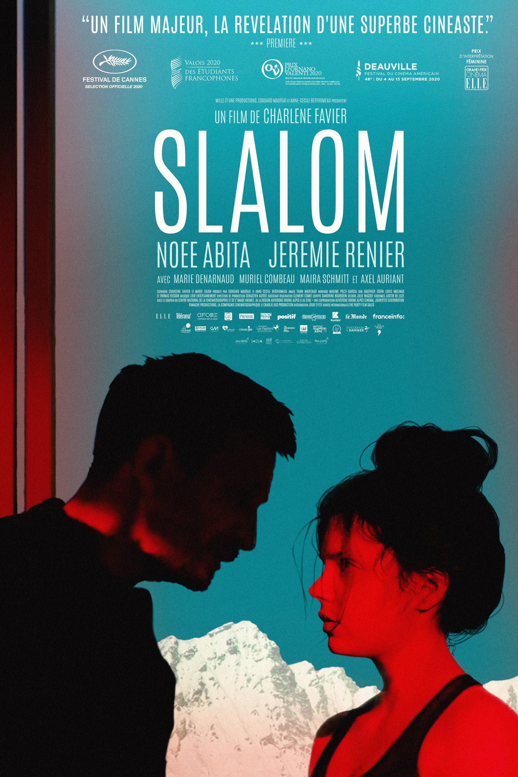 Projection-débat : Slalom