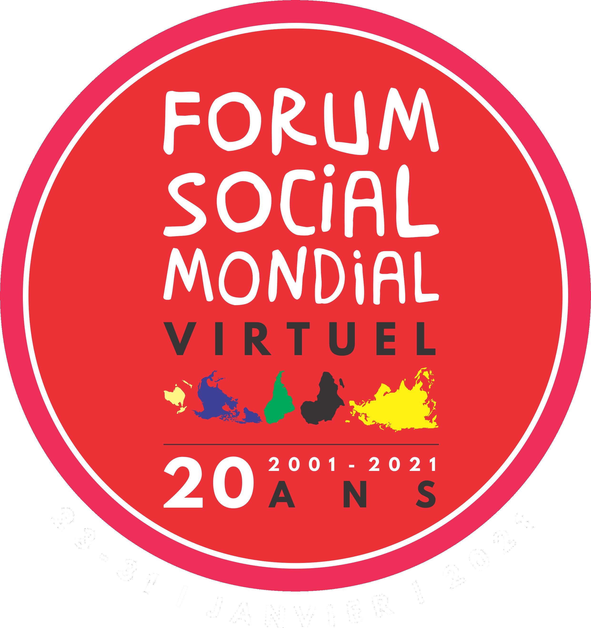 """Webinaire pour le Forum social mondial : """"Libertés : à défendre plus que jamais !"""""""