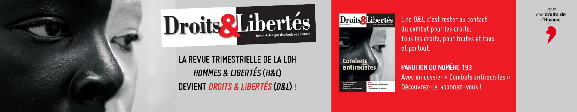 Droits & Libertés