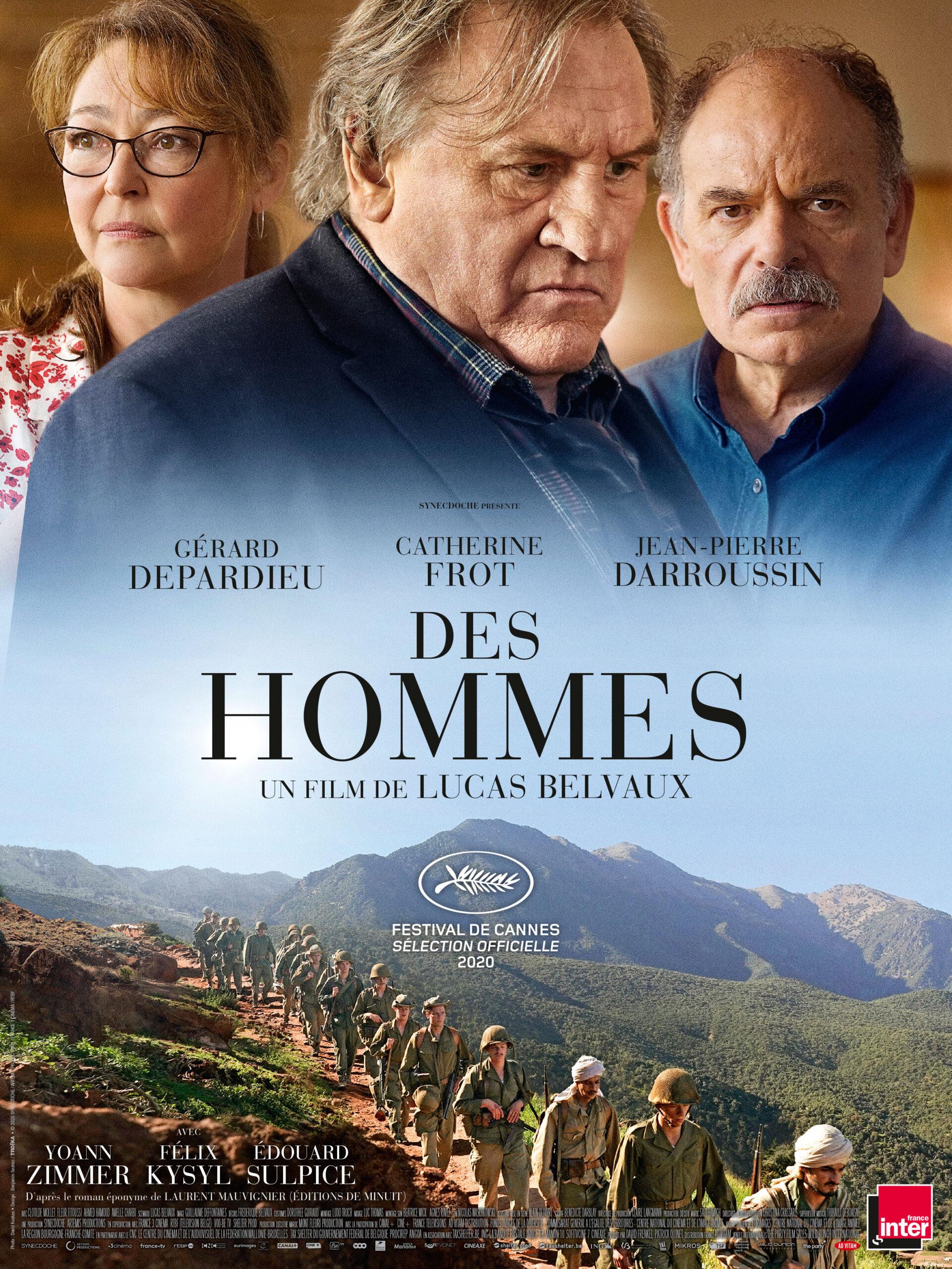 Projection : Des hommes