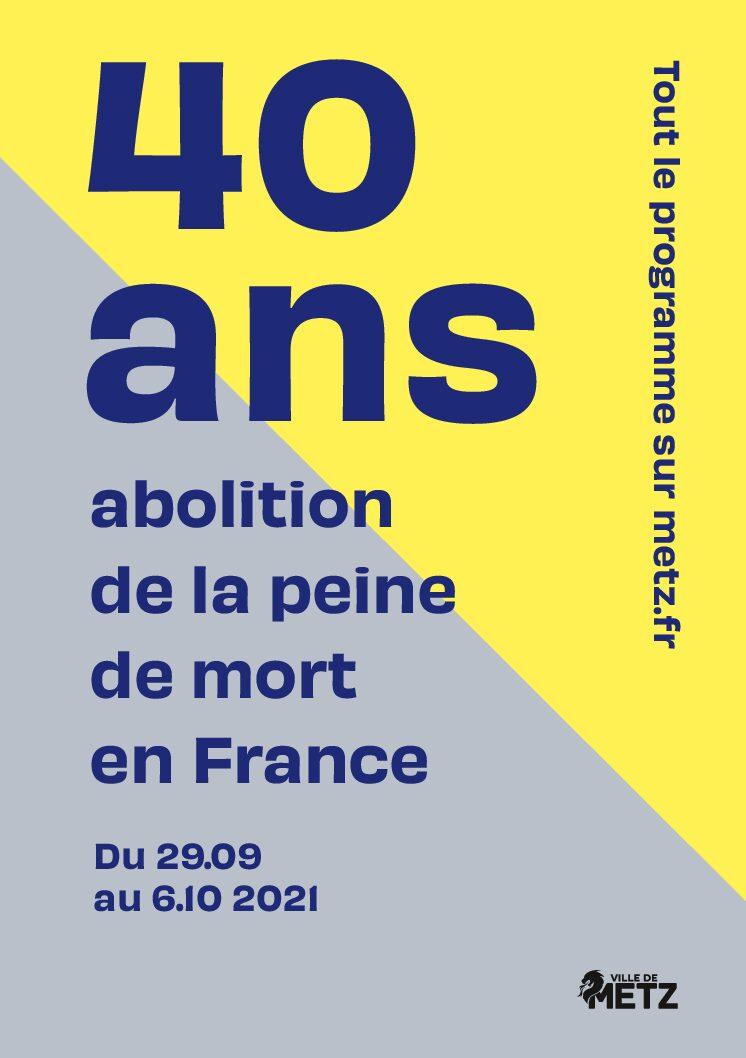 table ronde: les 40 ans de la peine de mort