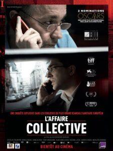 affiche film affaire collective